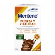 Meritene fuerza y vitalidad batido (15 sobres 30 g sabor chocolate)