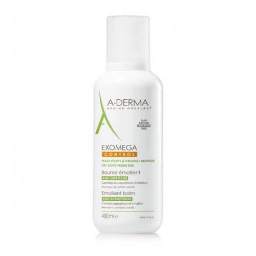 A-derma exomega control balsamo emoliente (1 envase 400 ml)
