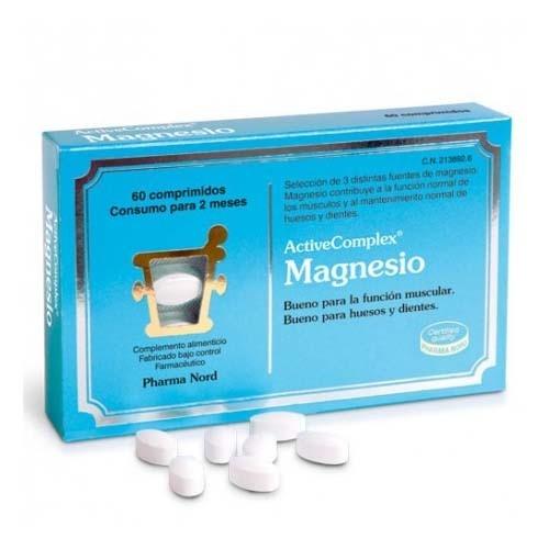 Activecomplex magnesio (60 comprimidos)