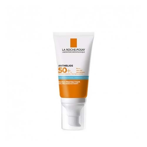 ANTHELIOS XL 50+ CREMA (50 ML SIN PERFUME)