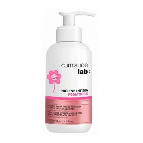 Cumlaude lab: higiene intima pediatrics (1 envase 250 ml)