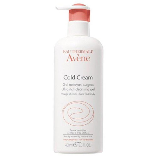 AVENE GEL LIMPIADOR AL COLD CREAM (400 ML)