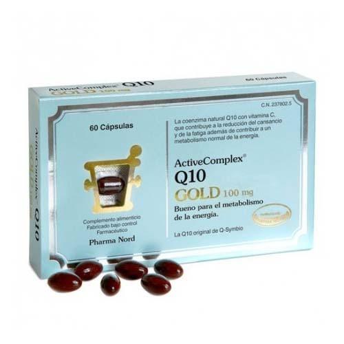 Activecomplex q10 gold (60 capsulas)