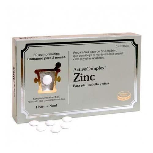 Activecomplex zinc (60 comprimidos)