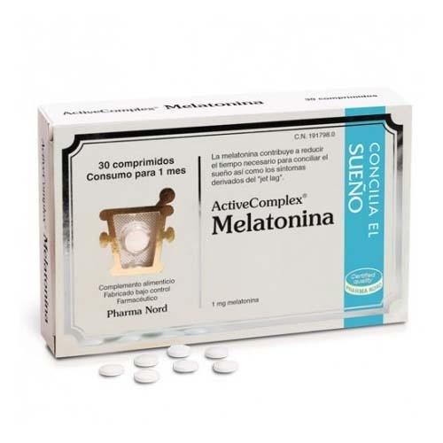 Active complex melatonina (30 comprimidos)