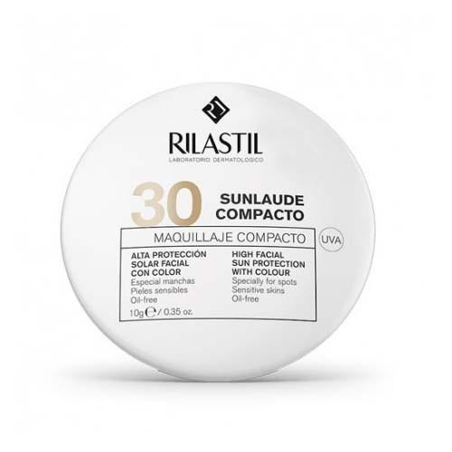 Cumlaude lab: sunlaude spf 30 compacto (10 g)