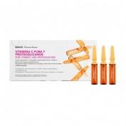 Bimaio vitamina c pura 20% + proteoglicanos (10 unidades 2 ml)