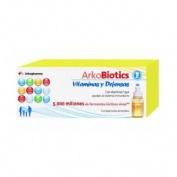 Arkobiotics vitaminas y defensas niños (7 unidosis)