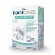 Nan care dha vitamina d & e (1 envase 8 ml)
