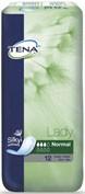 Absorbente incontinencia orina ligera - tena lady normal (12 unidades)