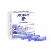 Audi baby solucion - limpieza oidos (1 ml 10 u monodosis)