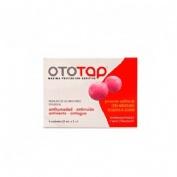 Tapones oidos cera - ototap (6 unidades)