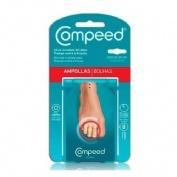 Compeed ampollas - hidrocoloide (dedos pies 8 u)