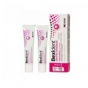 Bexident smile&go dientes sensibles pasta (2 envases 25 ml)