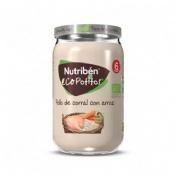 Nutriben ecopotitos pollo del corral con arroz (1 envase 235 g)