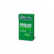 Ricola perlas sin azucar (1 envase 25 g sabor menta)