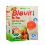 Blevit plus bibe 8 cereales y frutas (1 envase 600 g)