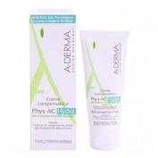 A-derma phys-ac hydra crema hidratante compensad (1 envase 40 ml)