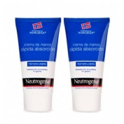 Neutrogena crema de manos rapida absorcion (2 unidades 75 ml)