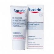 Eucerin atopicontrol crema facial (1 envase 50 ml)