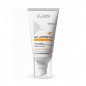 Melascreen uv crema ligera spf 50+ - ducray (1 envase 40 ml)