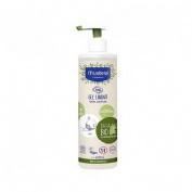 Mustela gel champu bio (1 envase con dosificador 400 ml)