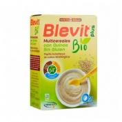 Blevit plus multicereales con quinoa sin gluten bio (1 envase 250 g)