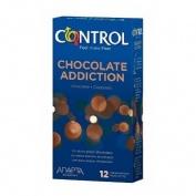 Control chocolate addiction - preservativos (12 unidades)