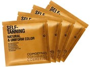 Comodynes self-tanning natural monodosis (8 toallitas)