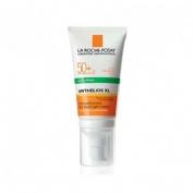 Anthelios xl spf 50+ gel crema toque seco (1 envase 50 ml sin perfume)