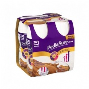 Pediasure drink (4 botellas 200 ml sabor chocolate)