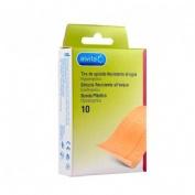 Alvita - aposito adhesivo resistente al agua (10 unidades 10 cm x 6 cm)