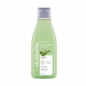 Mussvital essentials gel de baño con aloe vera (750 ml)