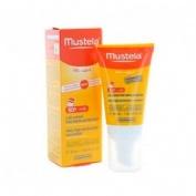 Mustela leche solar muy alta proteccion spf 50+ (1 envase 40 ml)