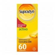 Supradyn activo (60 comprimidos)