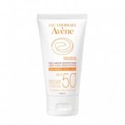 Avene crema mineral muy alta proteccion spf 50+ (1 envase 50 ml)