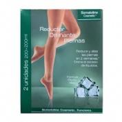 Somatoline cosmetic drenante piernas (2 unidades 200 ml duplo)