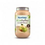 Nutriben eco seleccion platano y manzana (1 potito grandote 250 g)