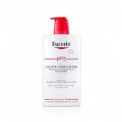 Eucerin piel sensible ph-5 locion enriquecida (1 envase 1 l)