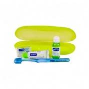 Vitis orthodontic pack cepillo access (cera + pasta 15 ml + colutorio 30 ml)