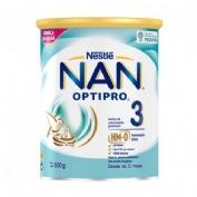 Nan 3 preparado lacteo infantil (800 g)   Farmacia Ben