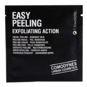 Comodynes convenient cosmetics - make up remover easy peeling (8 toallitas)