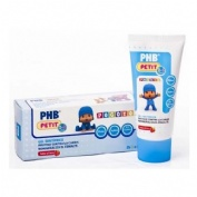 Phb petit gel dentifrico infantil (1 envase 50 ml)