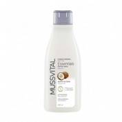 Mussvital essentials gel de baño con aceite coco (750 ml)
