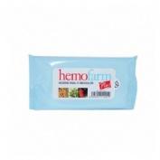 Hemofarm plus toallitas (1 sobre 20 unidades)