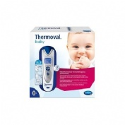 Termometro infrarrojo oido y frente - thermoval baby sense