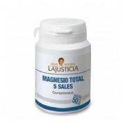 Magnesio total 5 - ana maria lajusticia (100 comprimidos)