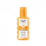 Eucerin sun protection 30 spray transparente - sensitive protect (1 envase 200 ml)