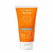 Avene spf 20 emulsion proteccion media (1 envase 50 ml)
