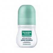 Somatoline cosmetic desodorante p sensible (1 roll on 50 ml)